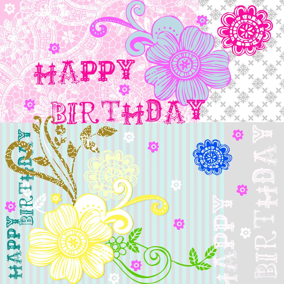Birthday-patchwork