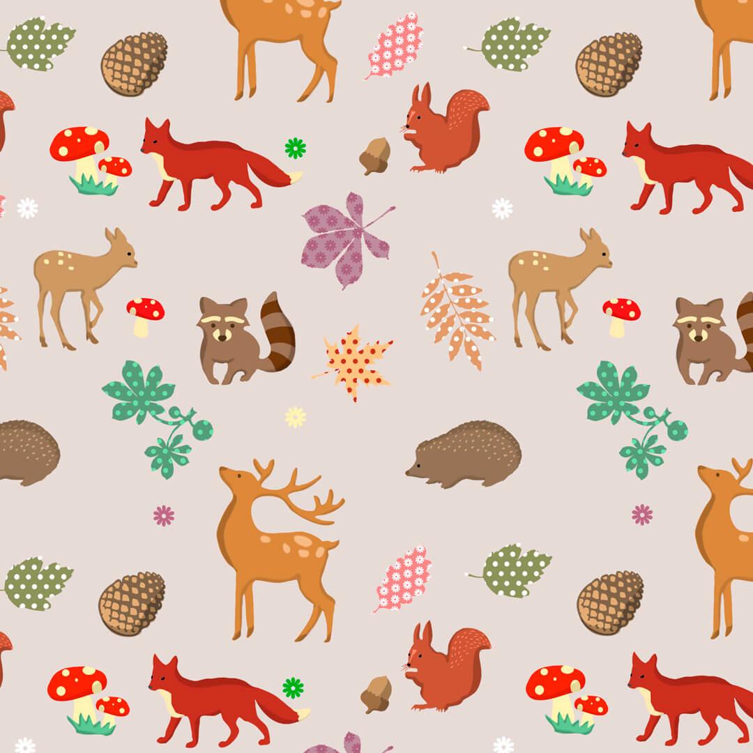 Tiere-im-Wald