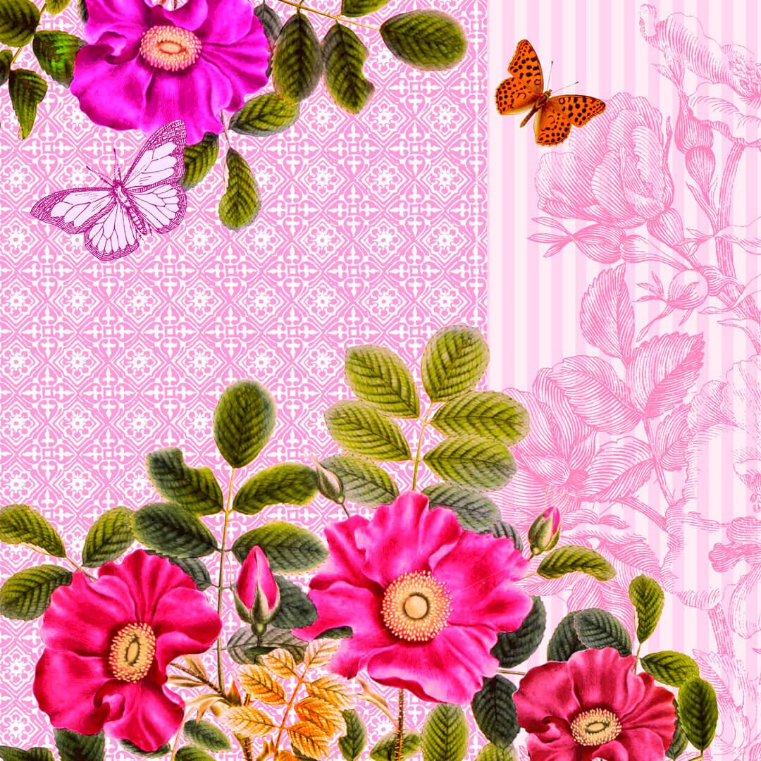 Pink-und-rosa