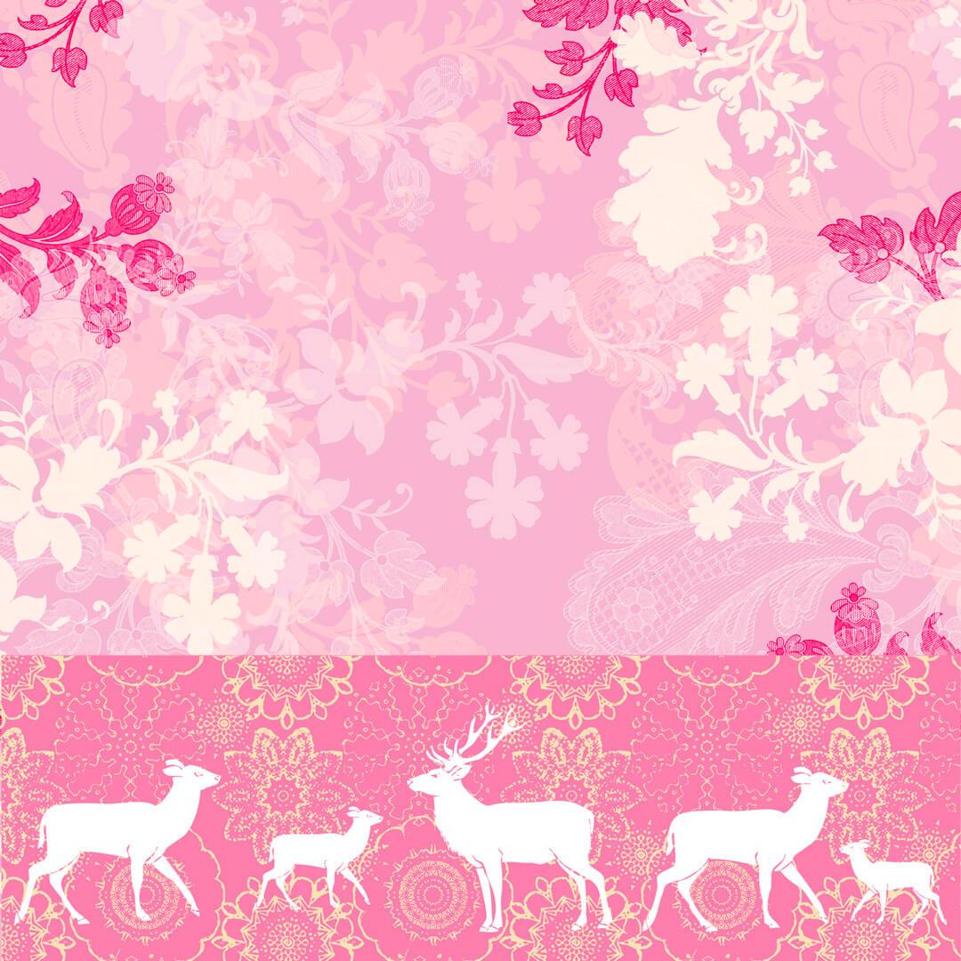 Deers-love-pink